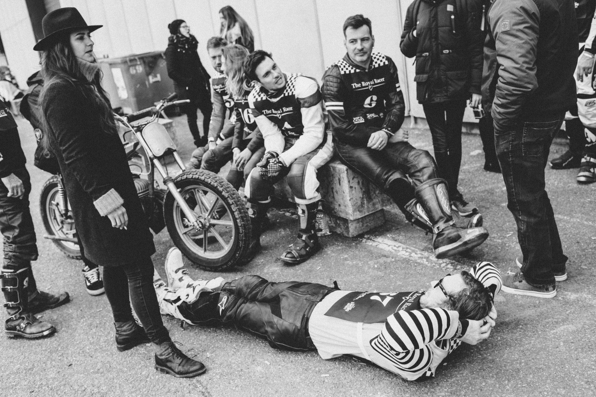 Flat track indoor lyon 2017 editions iconiques for Salon de la moto 2017 lyon